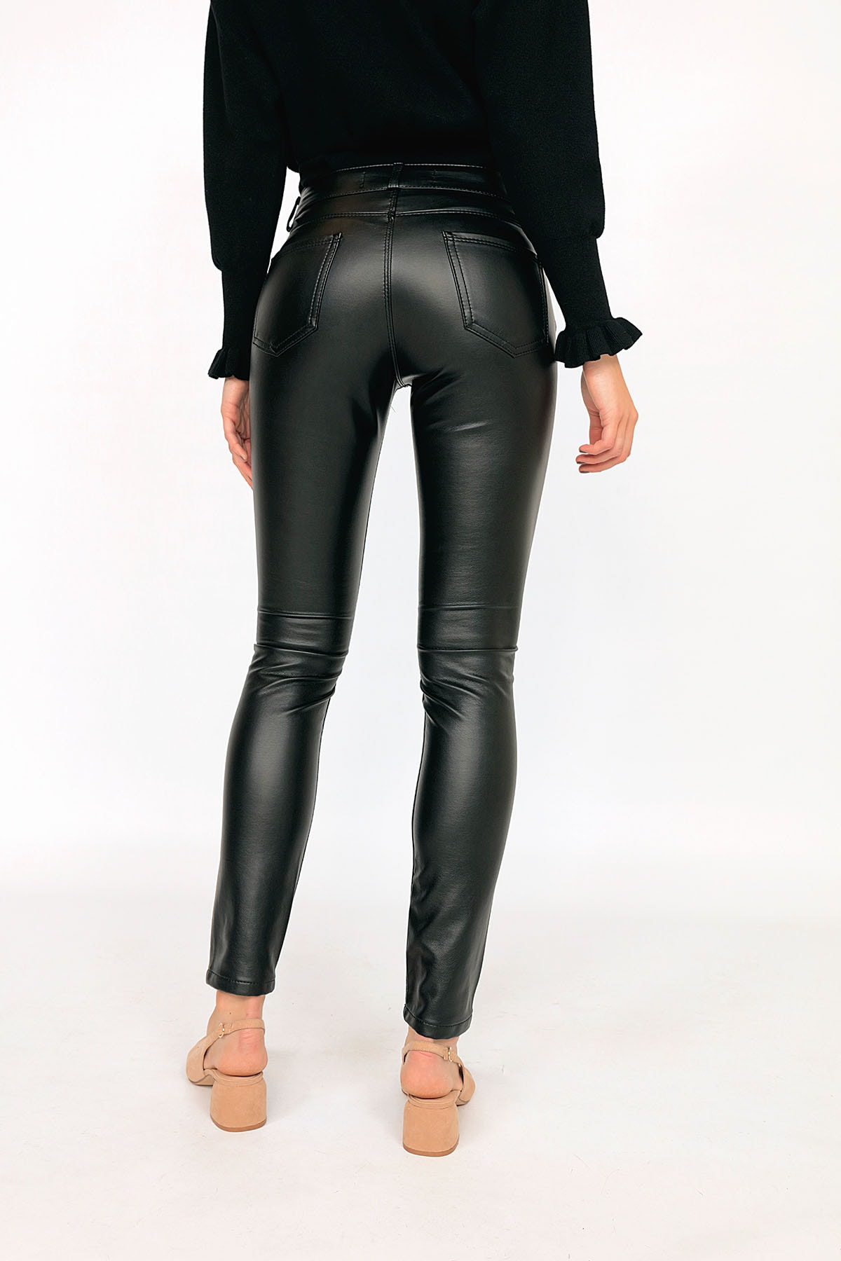 move on faux leather pants